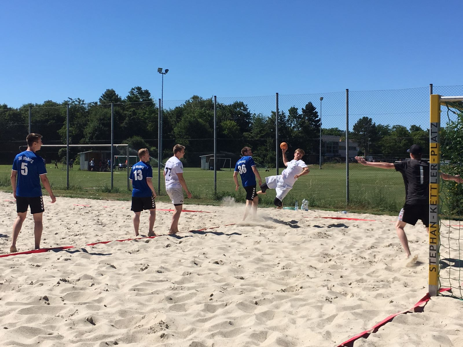 Beachhandball 1